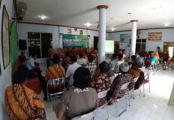 Kegiatan Penguatan Badan Usaha Milik Desa