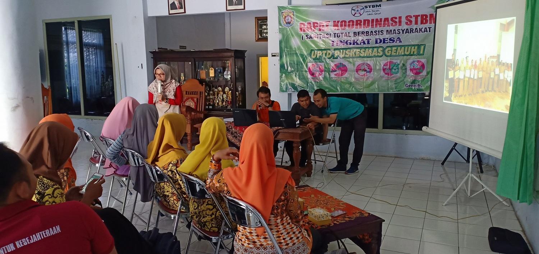 Rapat Koordinasi STBM Tingkat Desa