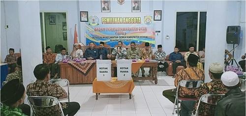 Pemilihan Anggota Badan Pemusyawaratan Desa (BPD) Desa Galih Periode 2019 - 2025